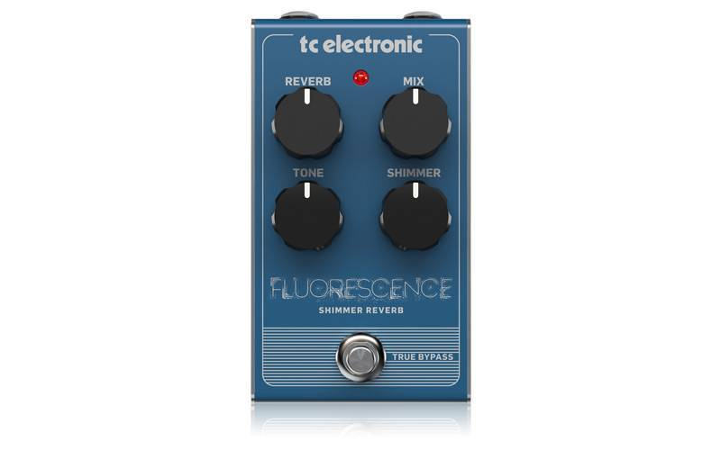 TC-Electronic FLUORESCENCE SHIMMER REVERB