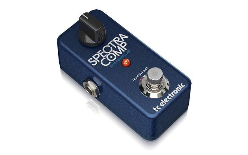 TC-Electronic SPECTRACOMP BASS COMPRESSOR