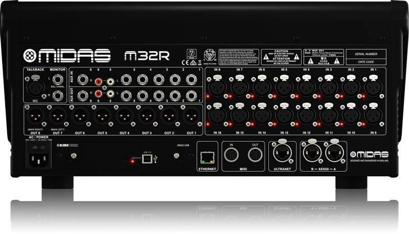 Midas M32R