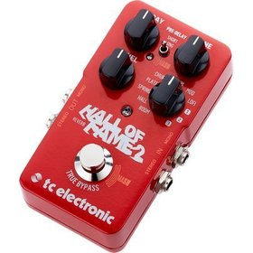 TC-Electronic crea HALL OF FAME 2 REVERB