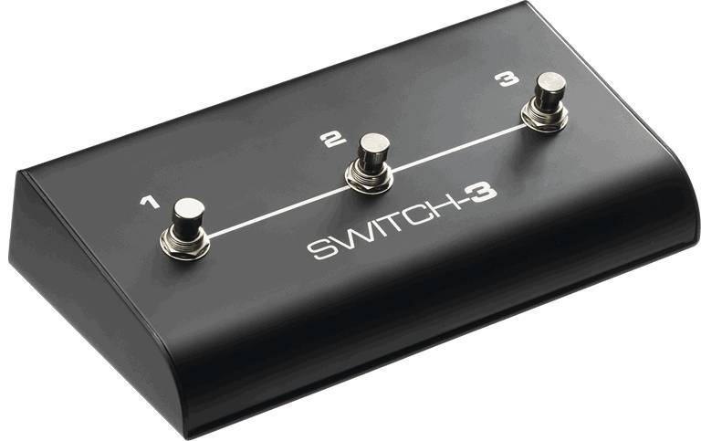 TC-Electronic crea Switch-3, Three Button Footswitch