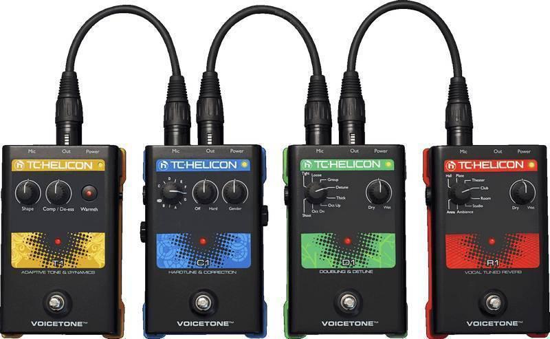 TC Helicon VOICETONE T1 - EU/US/JP/CN