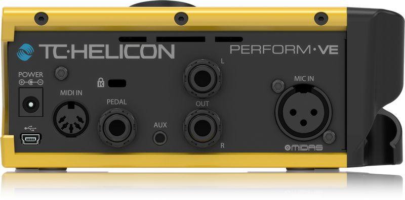 TC Helicon PERFORM-VE