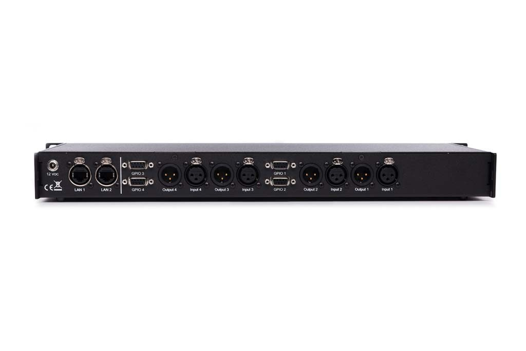 GreenGO Quad 4-wire Audio Interface