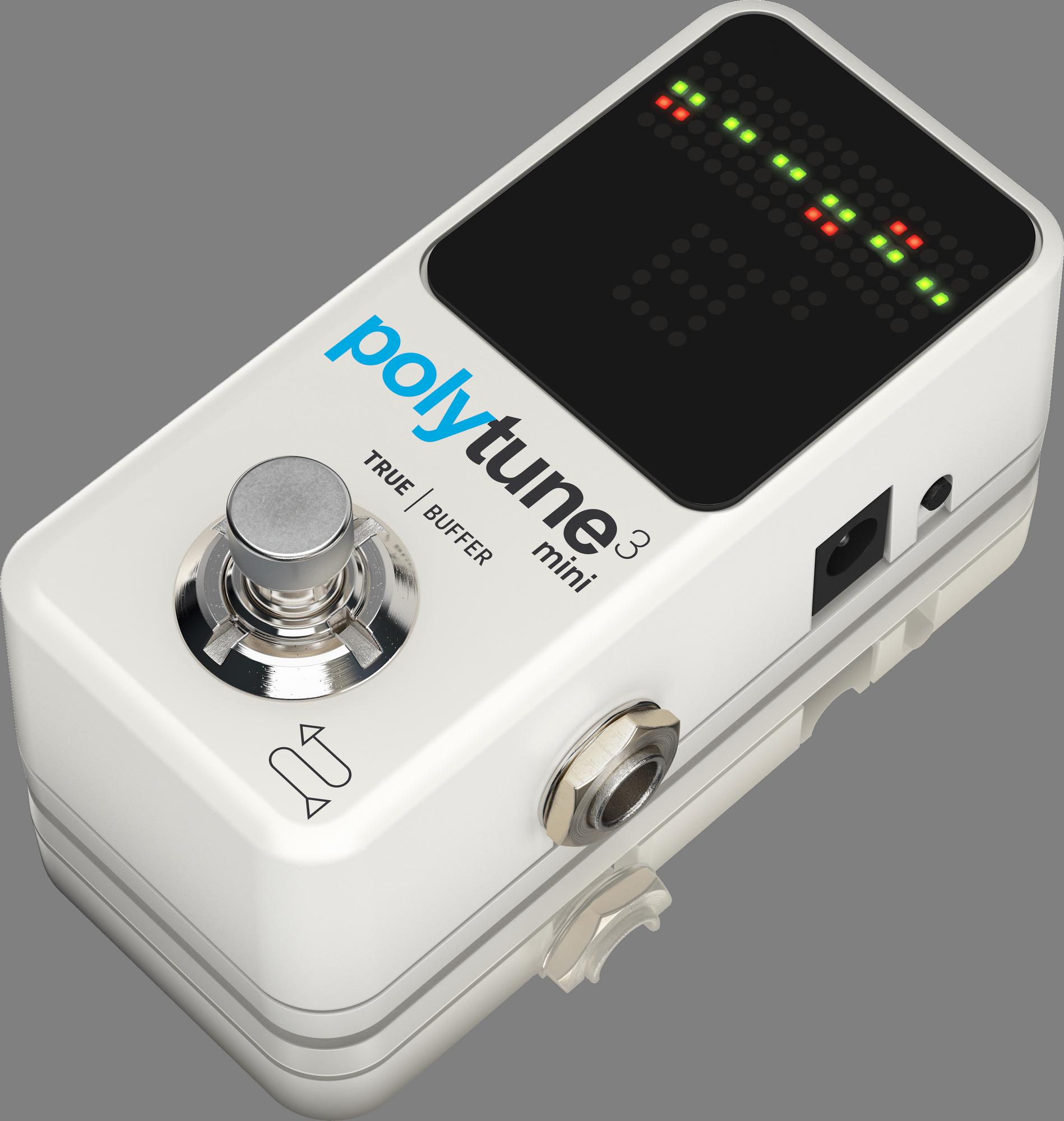 TC-Electronic POLYTUNE 3 MINI - Stemapparaat