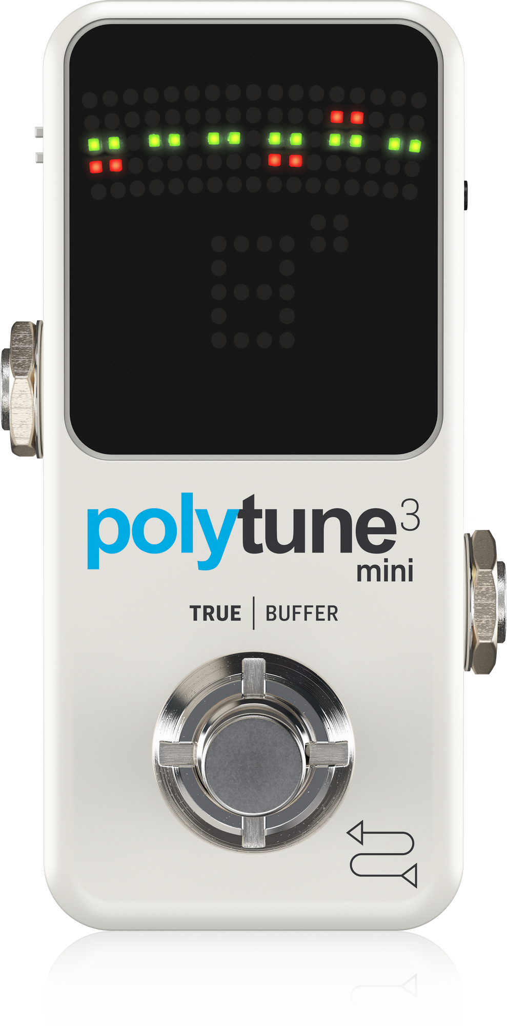 TC-Electronic POLYTUNE 3 MINI - Tuner
