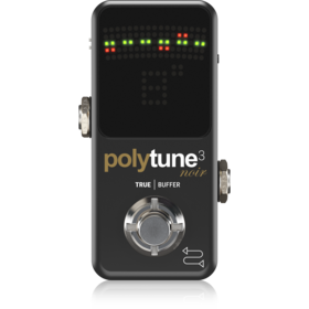 TC-Electronic POLYTUNE 3 NOIR