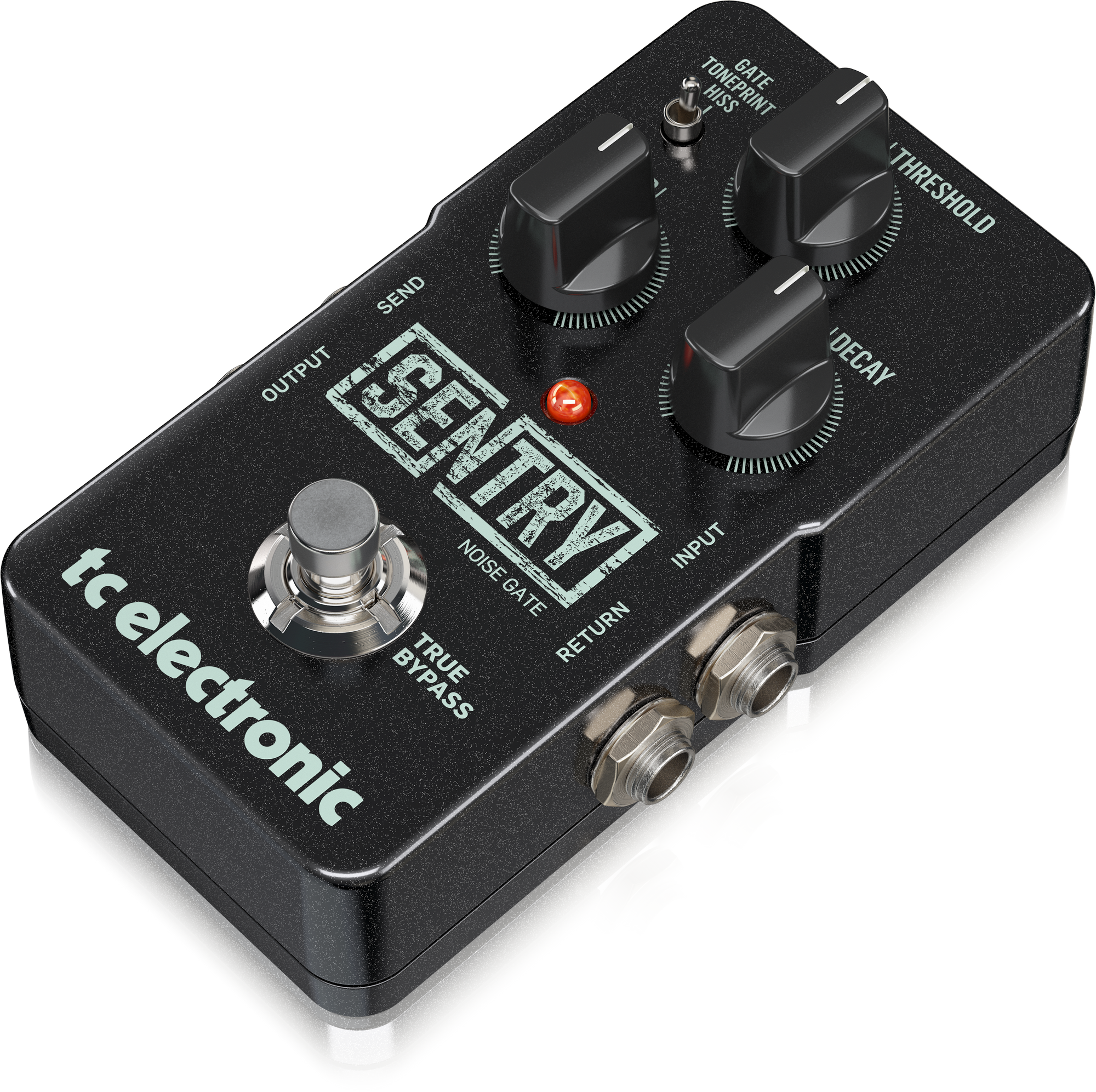 TC-Electronic SENTRY NOISE GATE - Stompbox