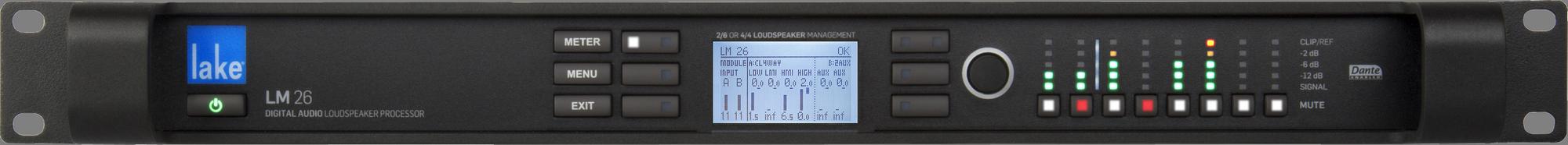 Lake LM 26 Loudspeaker Management Processor