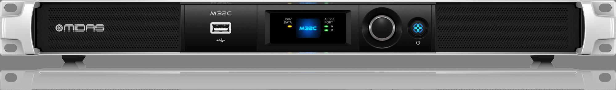 Midas M32C Midas Digital 1HE rack mixer multi functional