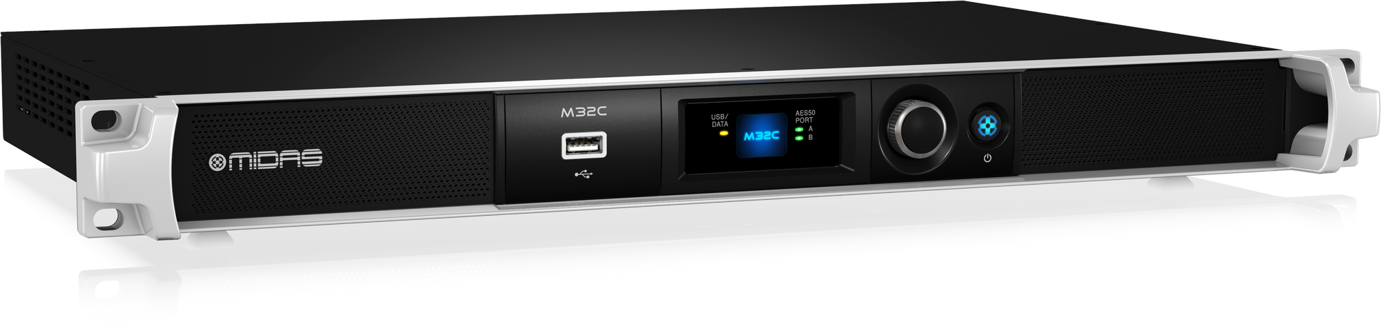 Midas M32C Midas M32C Digital 1HE-Rackmixer multifunktional