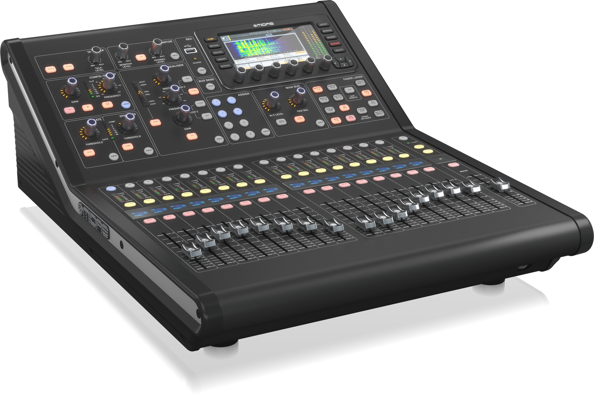 Midas M32R LIVE  -  Digital Mixing console