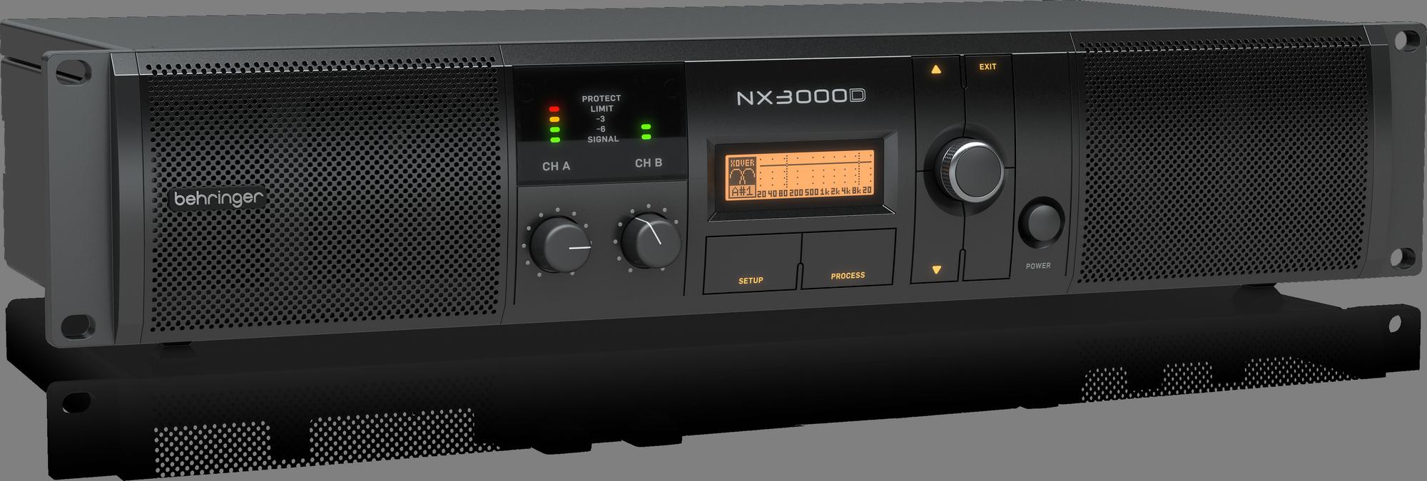 Behringer  NX3000D Amplifier