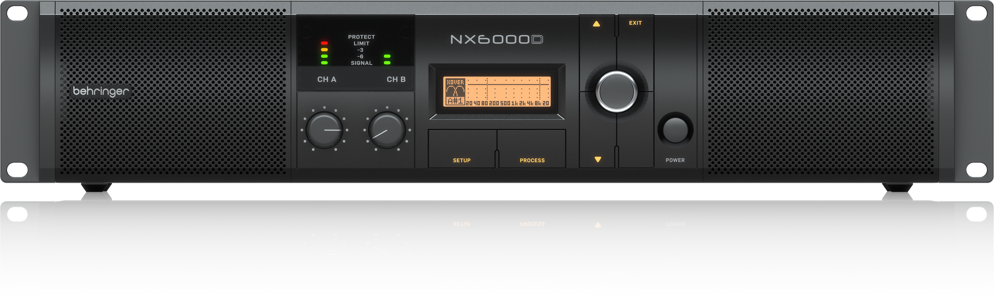 Behringer NX6000D - Amplificateur de Puissance