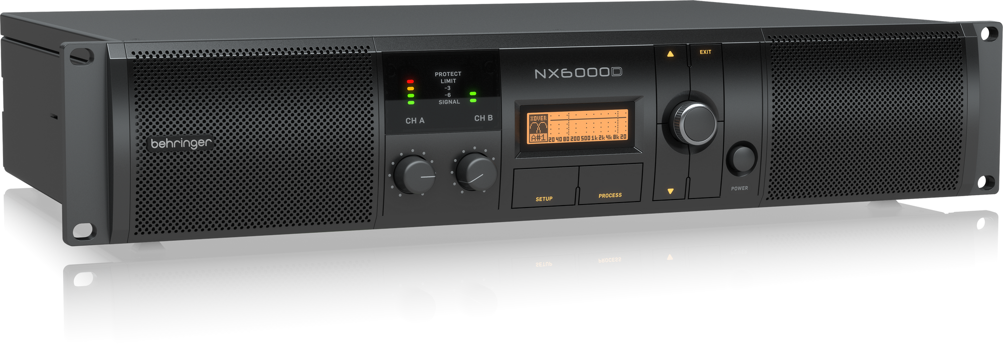Behringer NX6000D - Power Amplifier