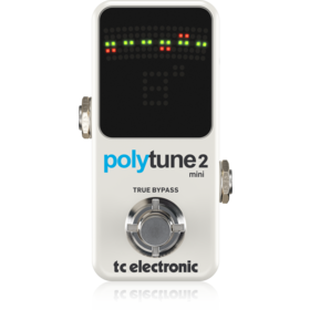 TC-Electronic POLYTUNE 2 MINI