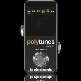 TC-Electronic POLYTUNE 2 NOIR