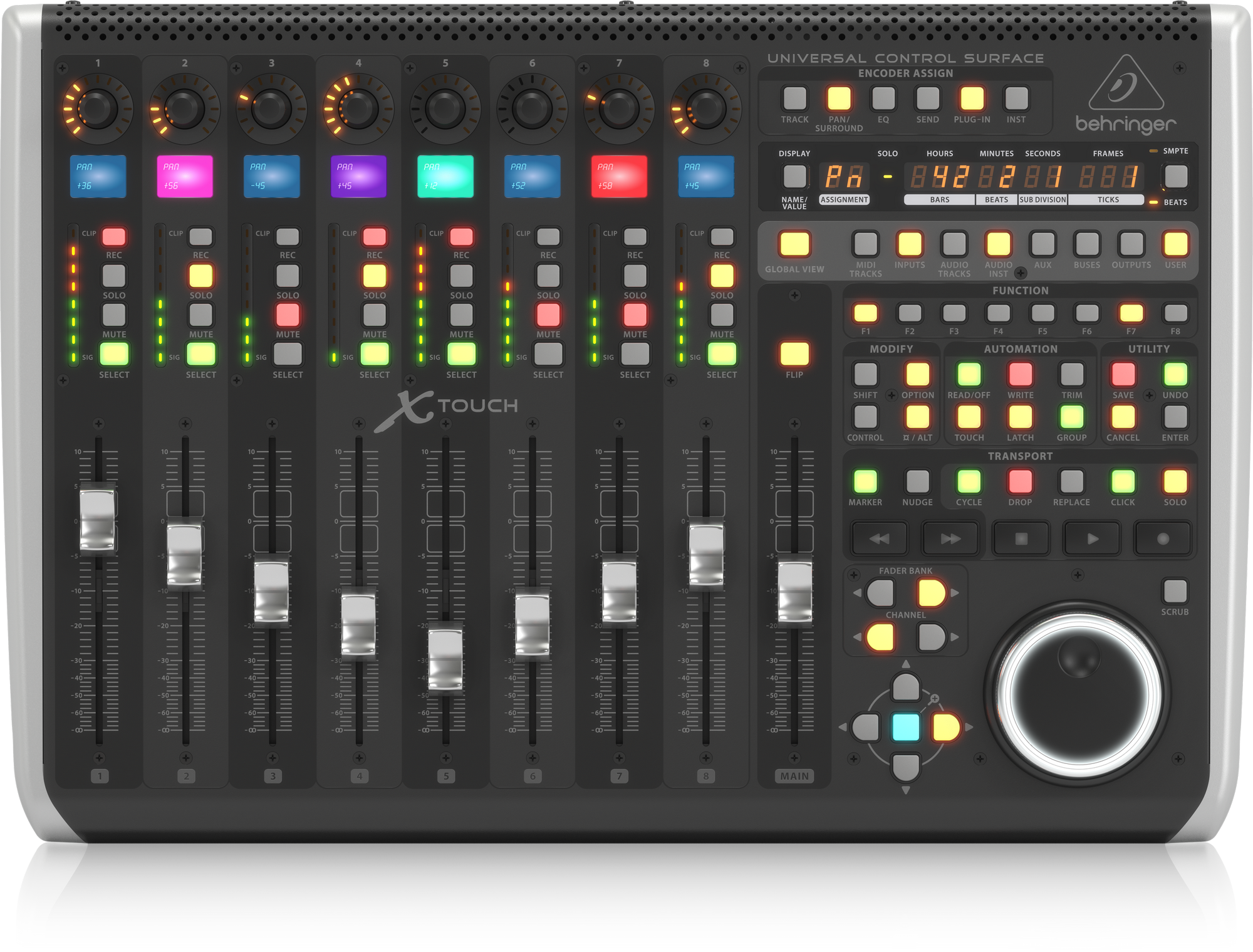 Behringer X-TOUCH - Universal DAW Remote Controller