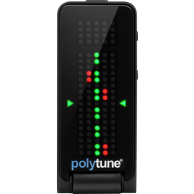 TC-Electronic PolyTune Clip Black