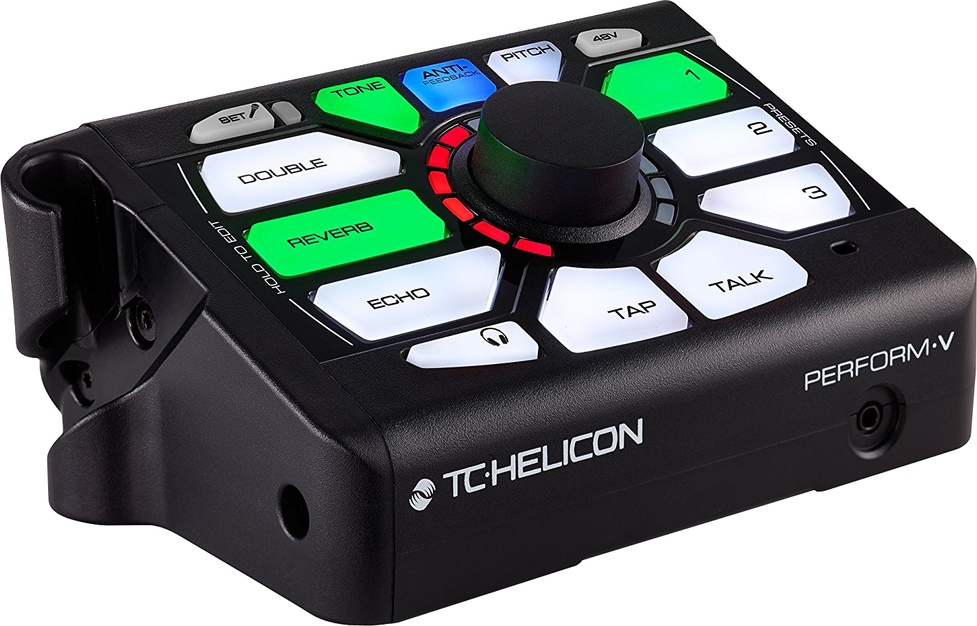 TC Helicon PERFORM-V Vocal & Microphone Effect processor