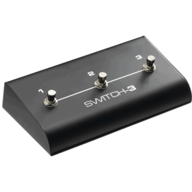 TC-Electronic Switch-3, Three Button Footswitch