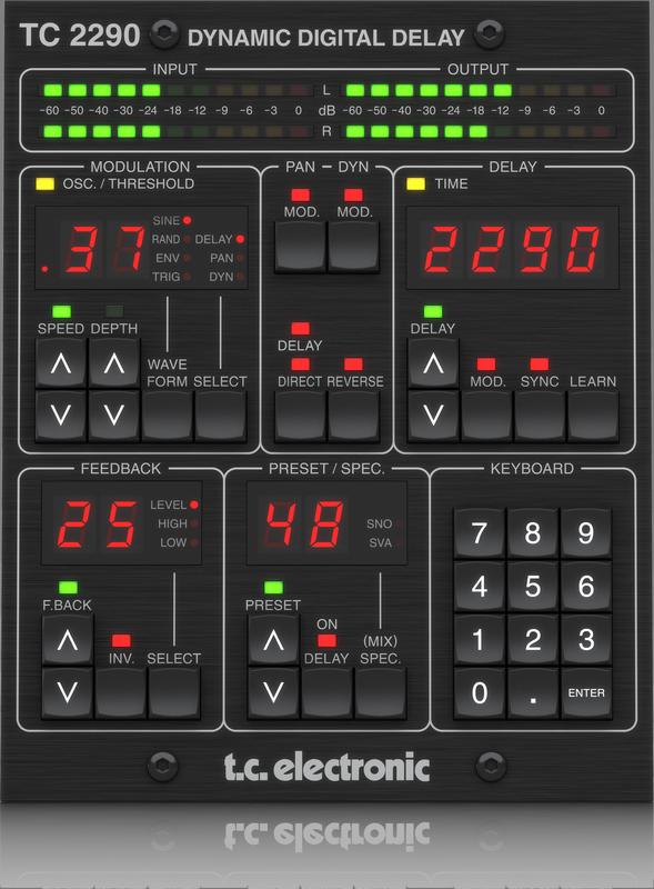 TC-Electronic TC2290-DT