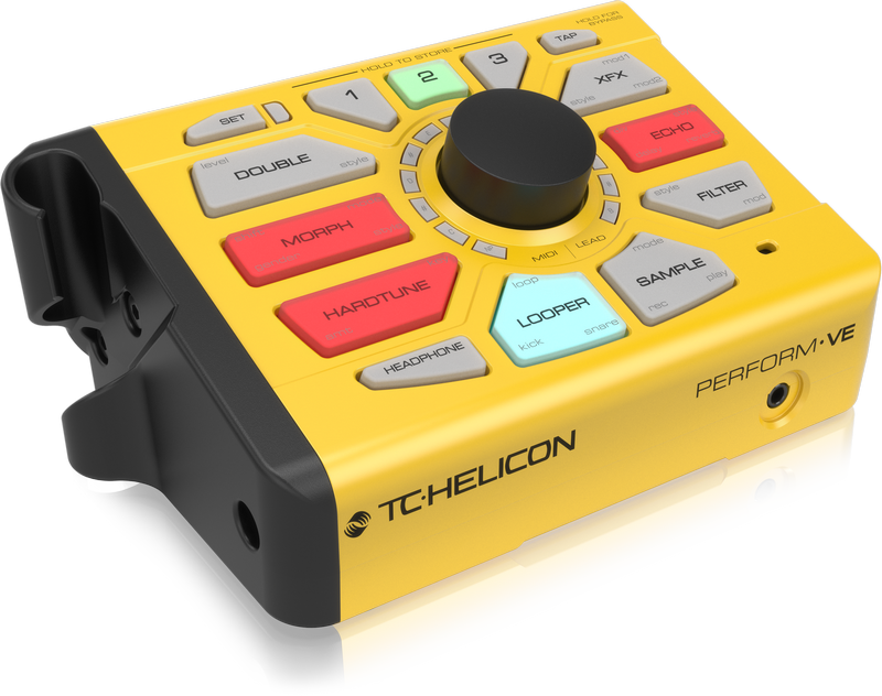 TC Helicon PERFORM VE Manipulateur de voix