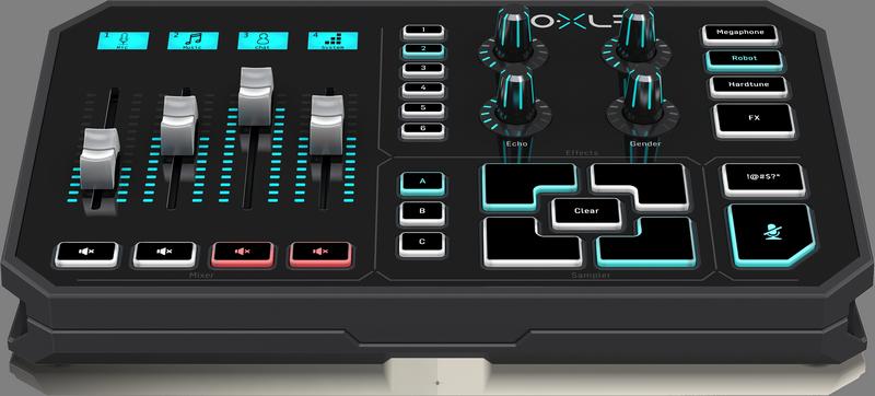 TC Helicon GO XLR - STREAM AUDIO CONTROLLER