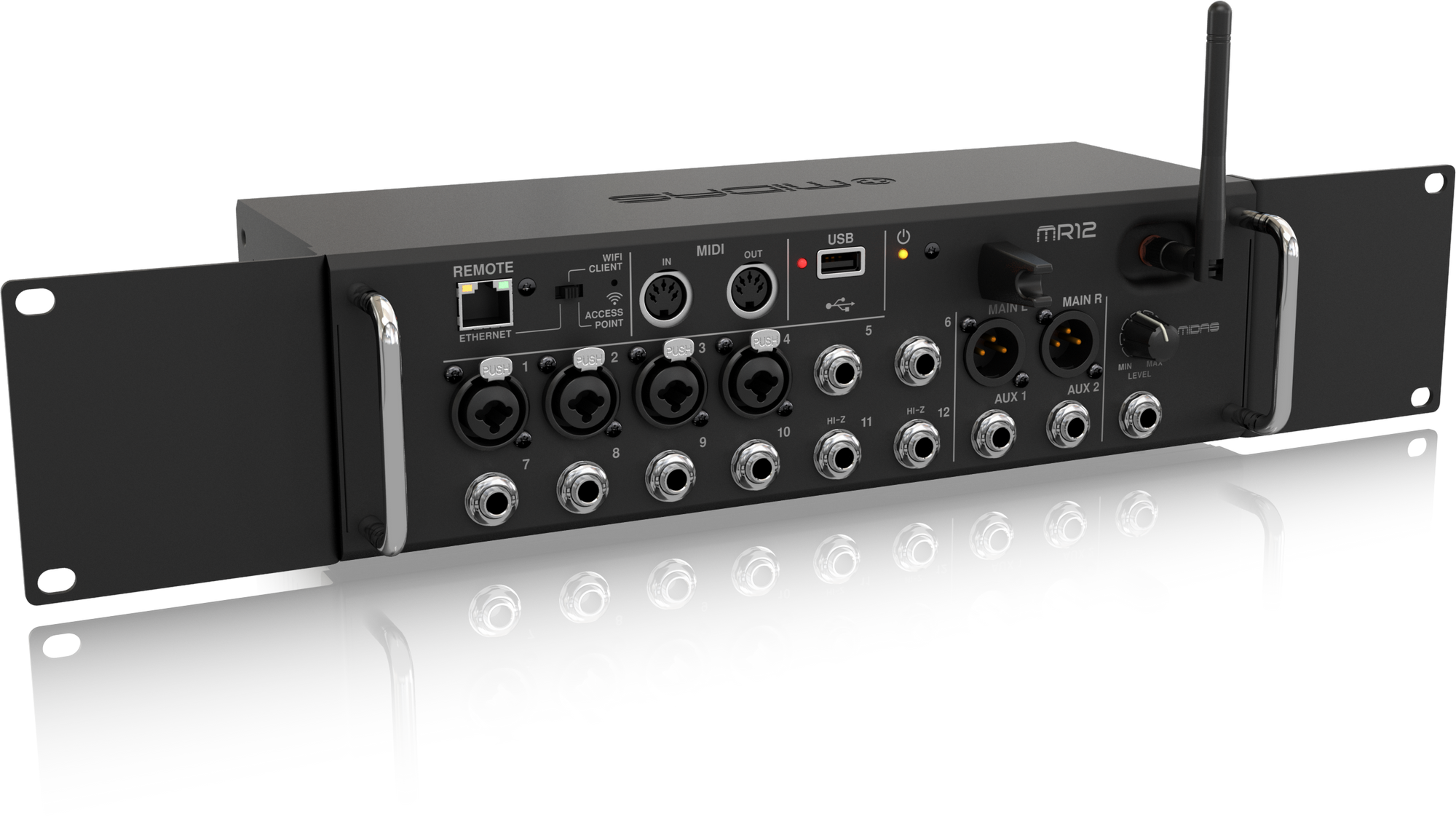 Midas MR12 - Digitale mixer