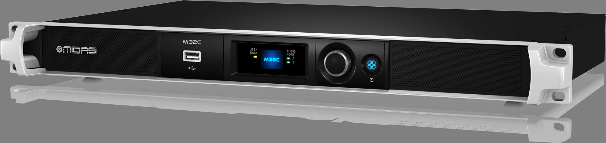Midas M32C Midas Digital 1HE rack mixer multifonctionnel