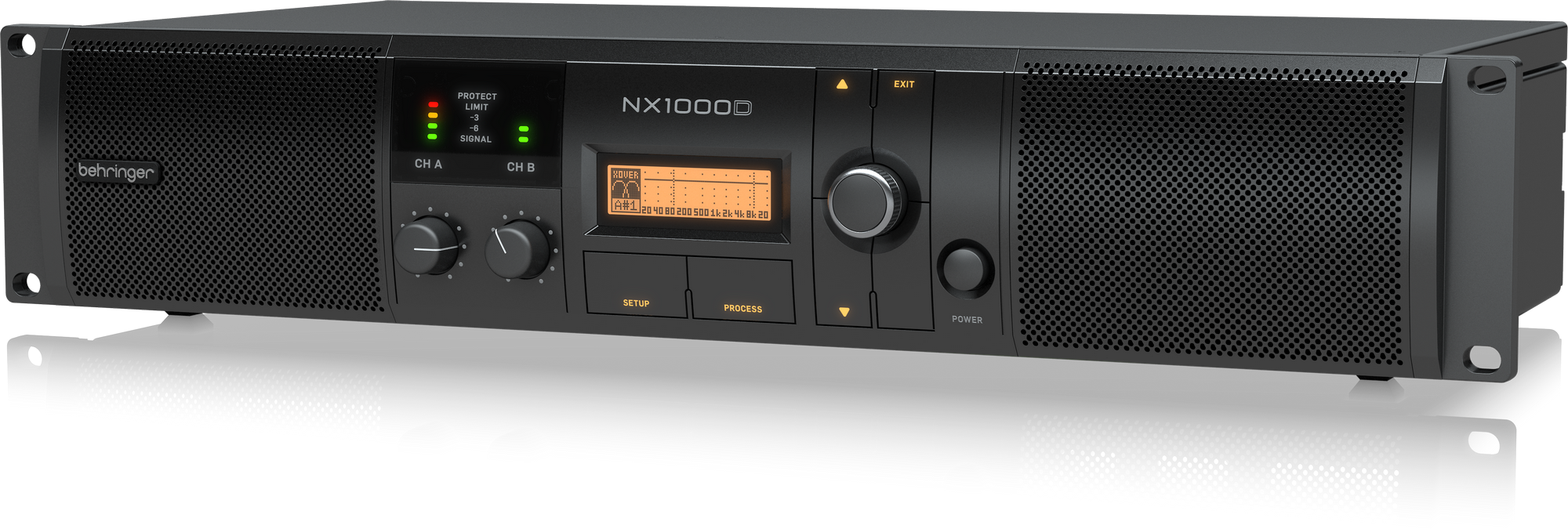 Behringer NX1000D Amplifier