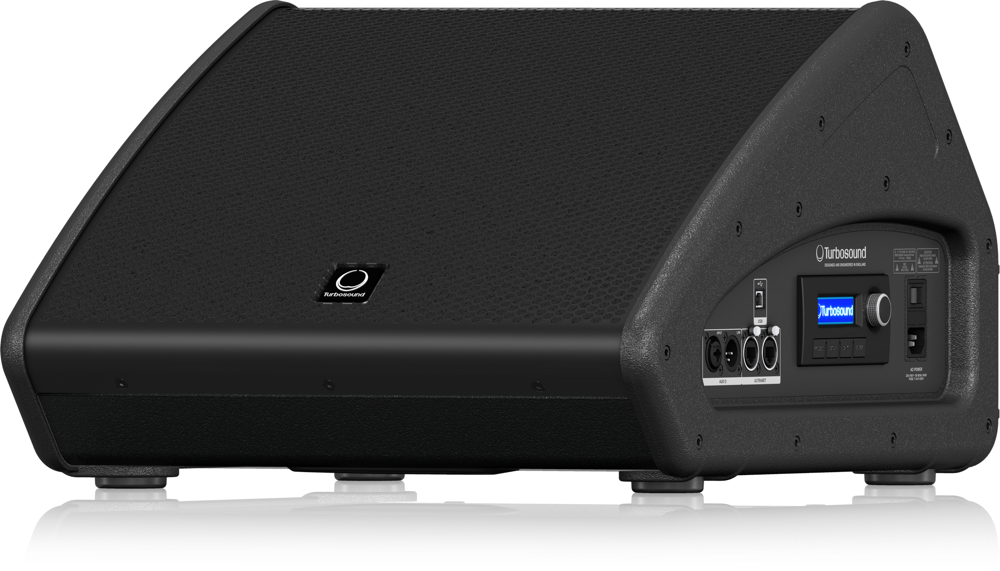 Turbosound  TFX122M-AN Powered floor monitor