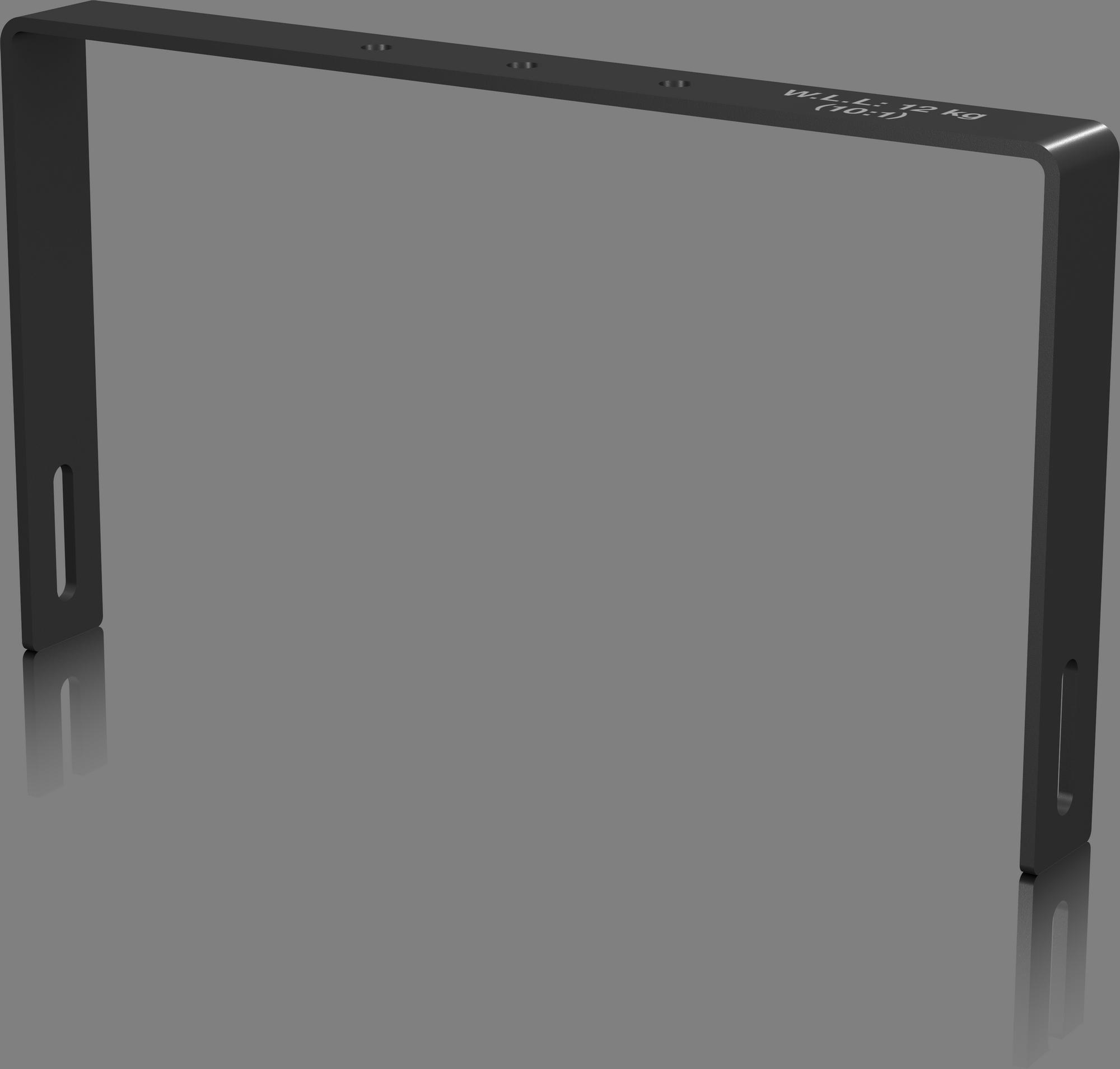 Tannoy  YOKE HORIZONTAL VX 8 BLACK