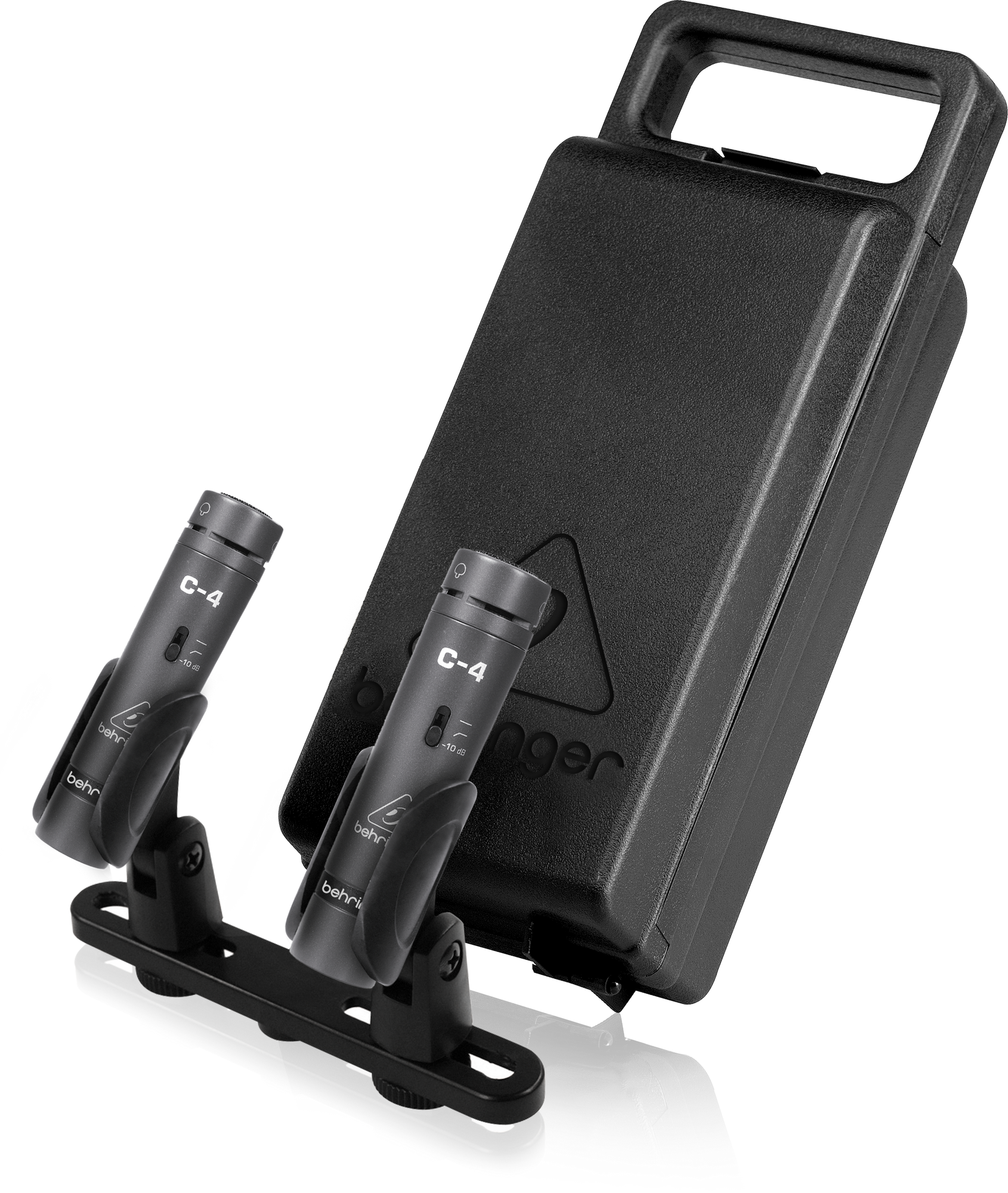 Behringer C-4 - Studio Condenser Microphones (set)