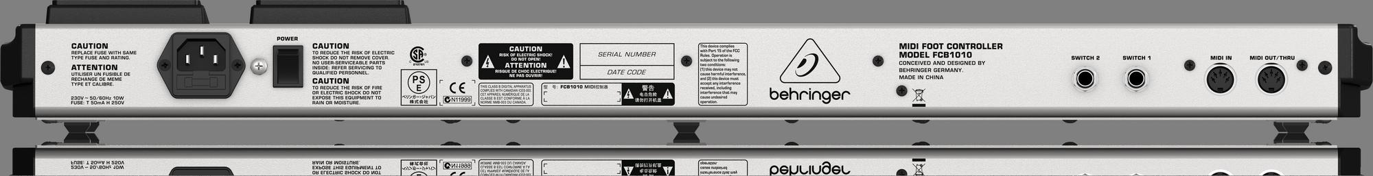 Behringer FCB1010