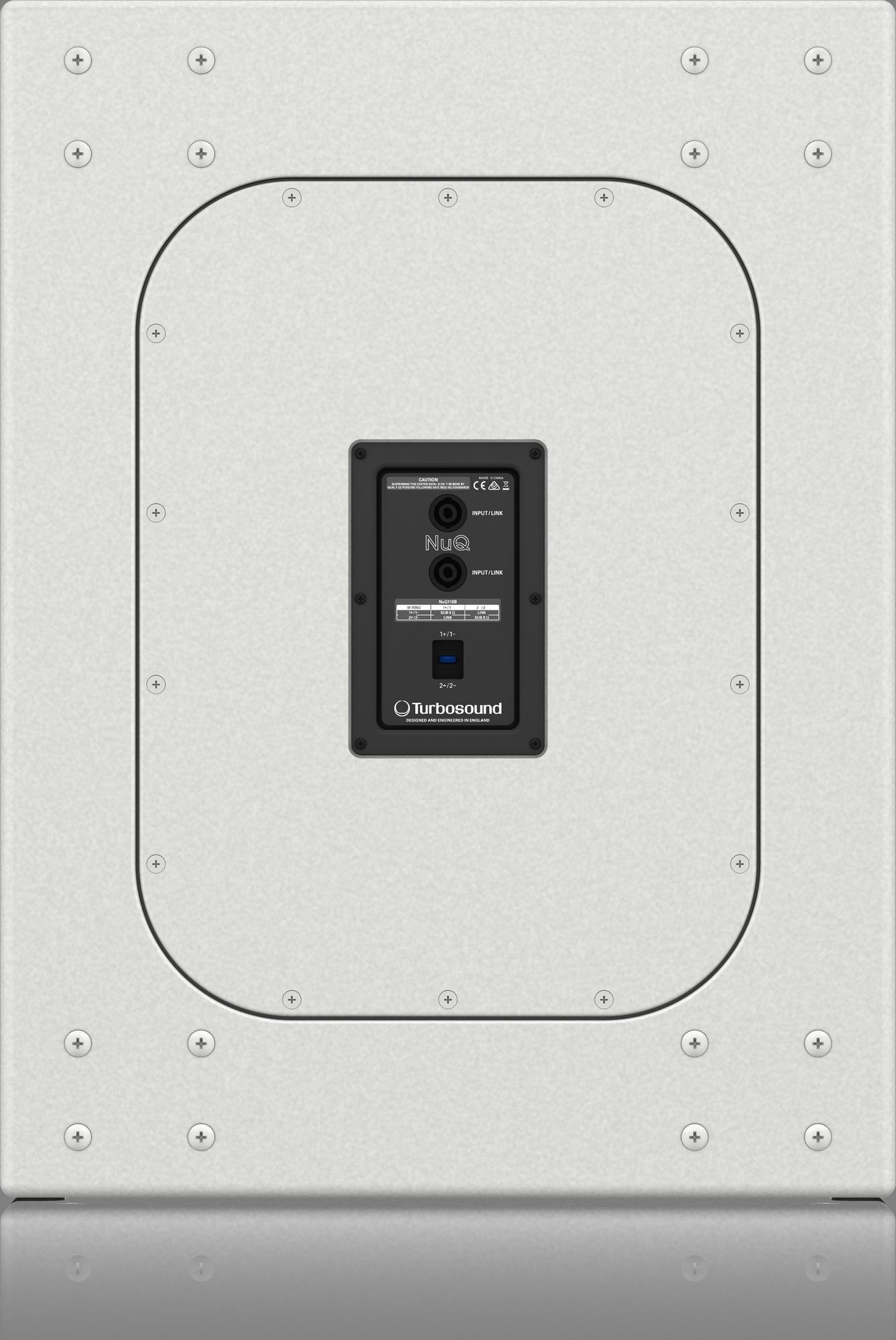 Turbosound  NUQ118B-WH
