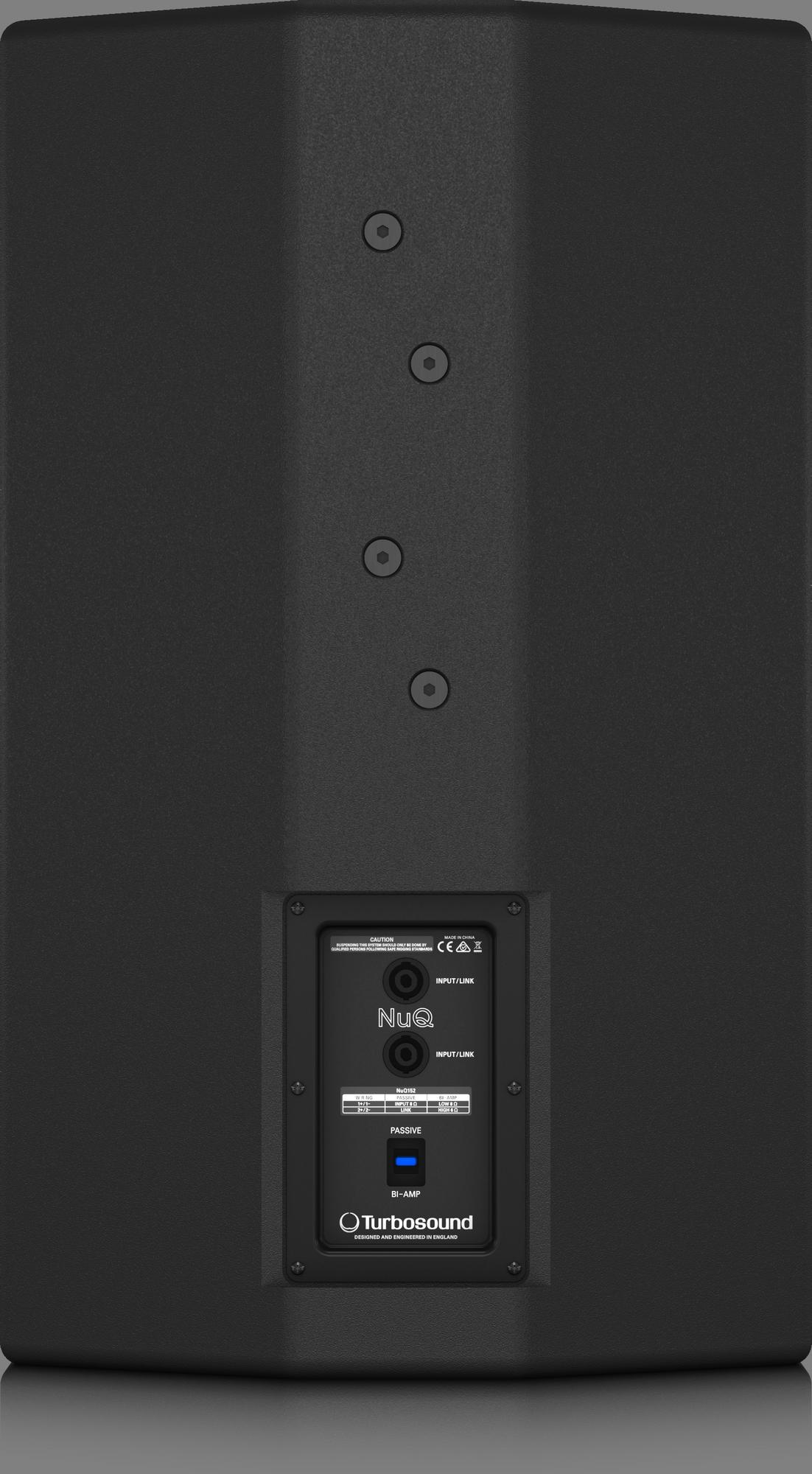 Turbosound  NUQ152 non-powered speaker