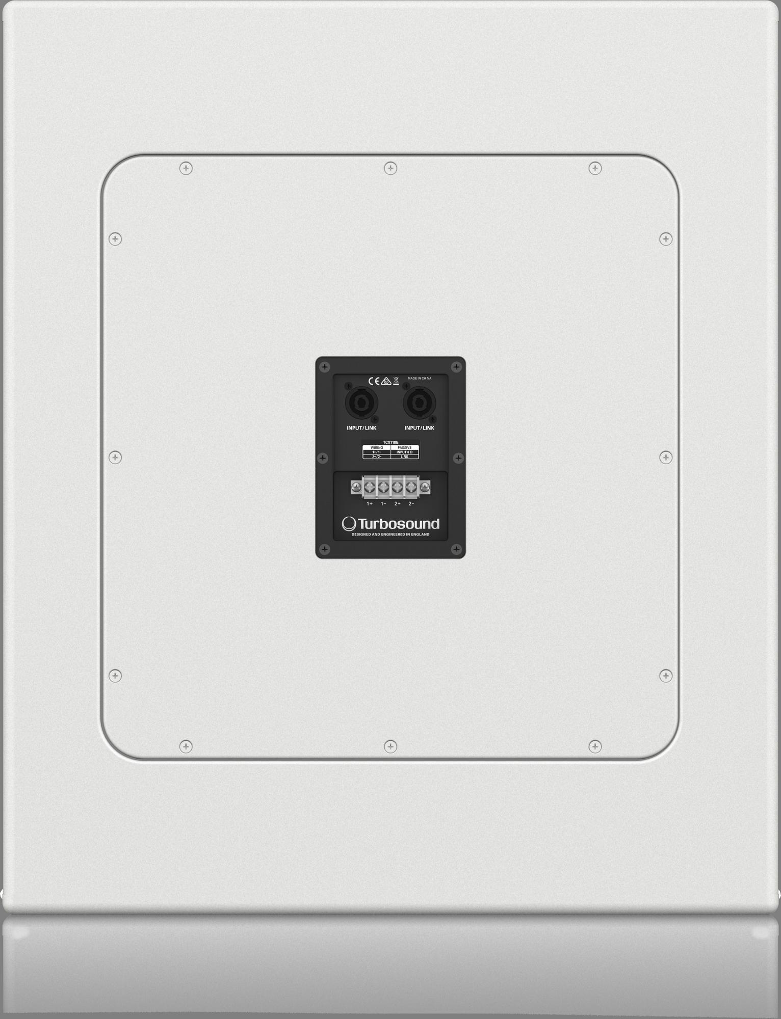 Turbosound  TCX118B-WH