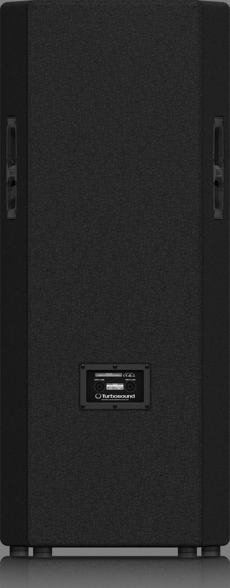 "Turbosound  TPX153 - 3 Way 15""Full Range Loudspeaker"