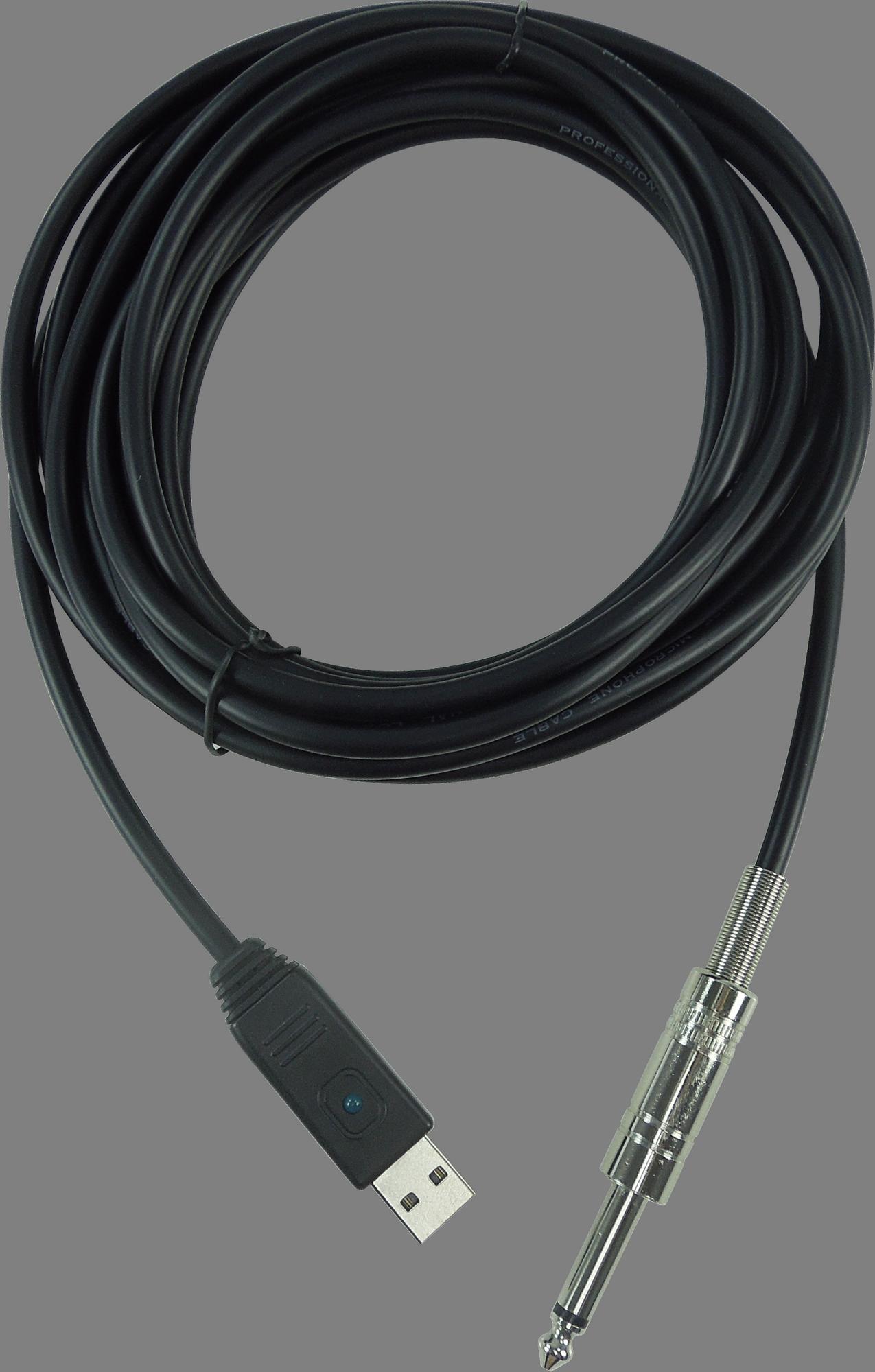 Behringer GUITAR 2 USB - Instrumentkabel