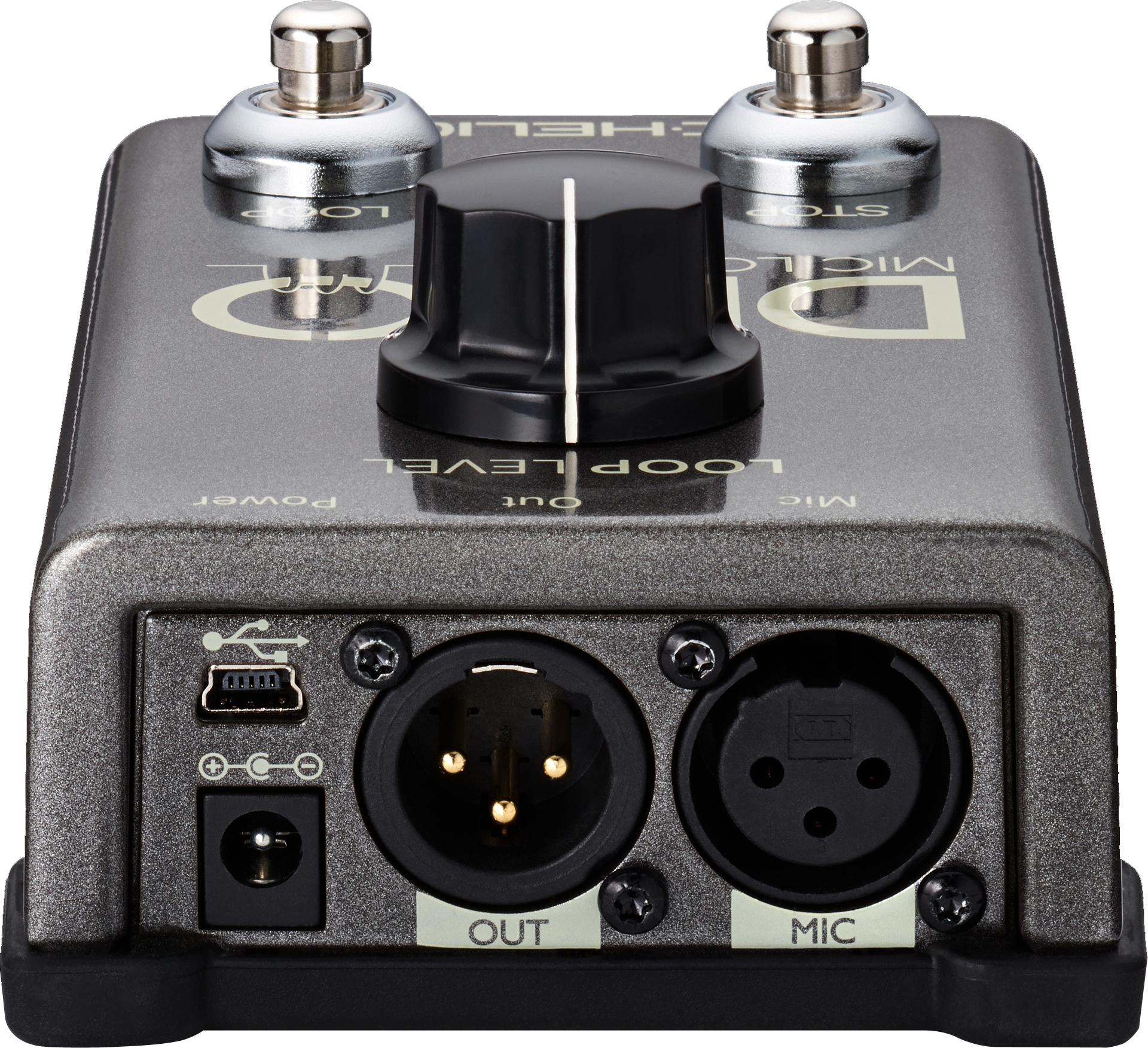 TC Helicon DITTO MIC LOOPER - Stompboxes
