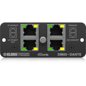 Klark Teknik DM80-DANTE