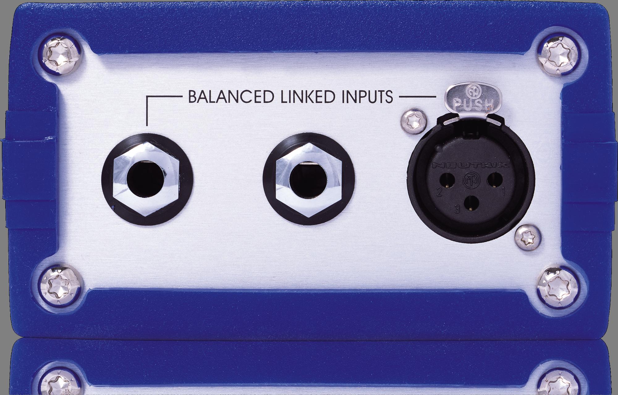 Klark Teknik Klark Teknik DN100 Active DI Box