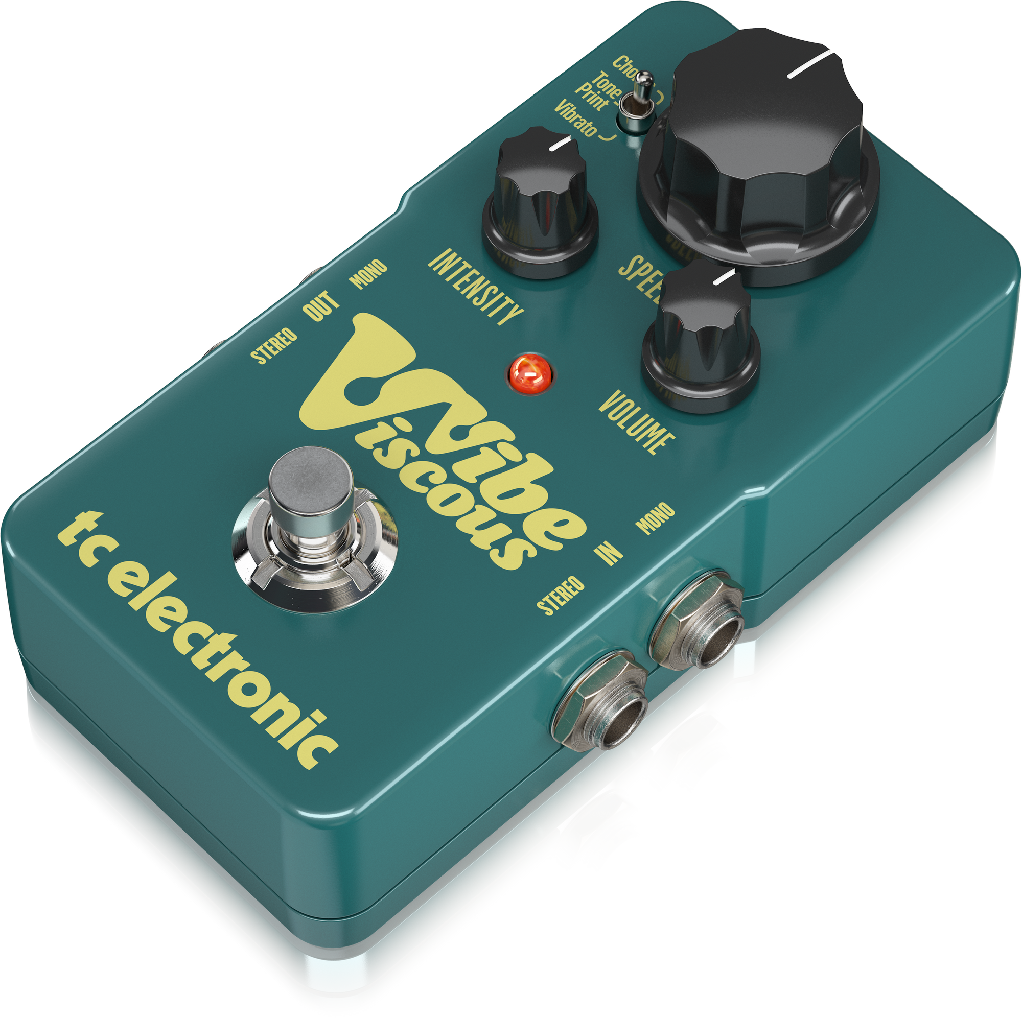 TC-Electronic Viscous Vibe - Stompbox