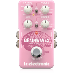 TC-Electronic BRAINWAVES PITCH SHIFTER