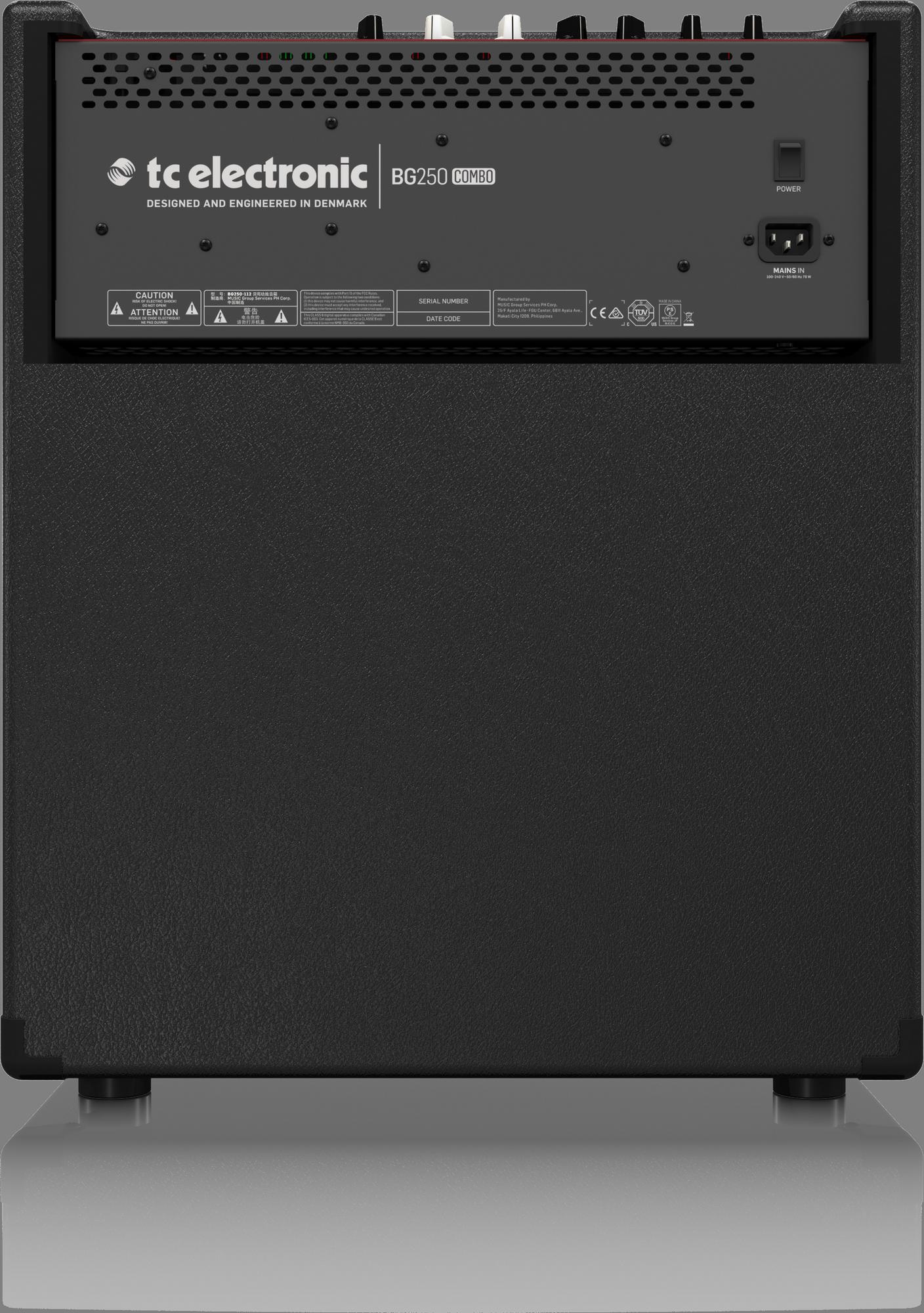 TC-Electronic BG250-112 Bass Amplifier
