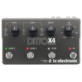 TC-Electronic DITTO X4 LOOPER