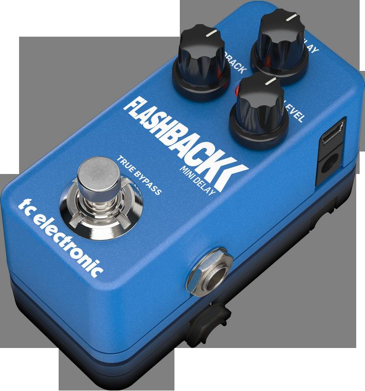 TC-Electronic FLASHBACK MINI DELAY - Stompbox