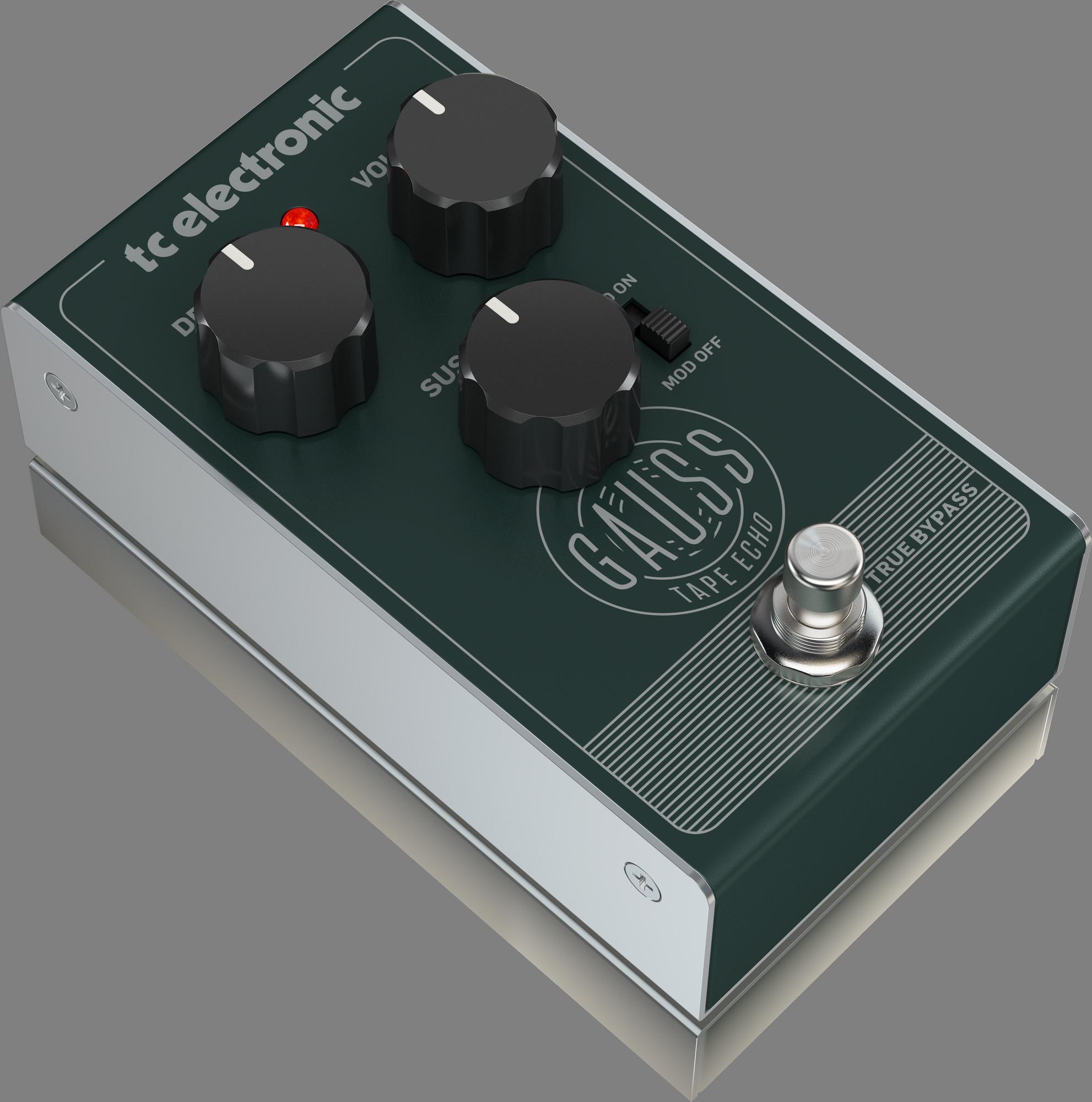TC-Electronic GAUSS TAPE ECHO - Stompbox