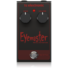 TC-Electronic EYEMASTER METAL DISTORTION